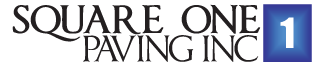 Square One Paving Inc Logo