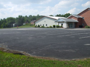 Commercial Lot 1 (before)